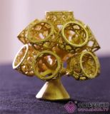 Одобренная Ce подгонянная отливная машина вакуума ювелирных изделий для серебра золота драгоценного металла