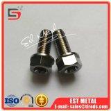 M5X10チタニウムのチタニウムの自転車のディスクブレーキの回転子はねじをボルトで固定する