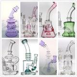 De Rokende Waterpijp van uitstekende kwaliteit van het Glas van Borosilicate Handblown met de Prijs van de Fabriek