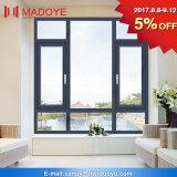 Stoffa per tendine di alluminio Windows della rottura termica per costruzione