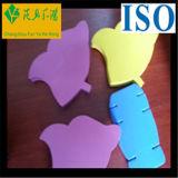 주문 크기 다채로운 EVA 거품은 낱장 용지를 정지한다