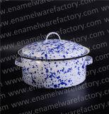 Sunboat esmalte Stock Pot / vapor / esmalte Crisol de guisado