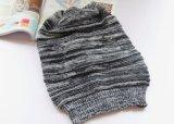 Крест зимы осени женщин теплый связанный Slouchy покрывает заплетенный Beanie переплетенный шлем кабеля (HW109)