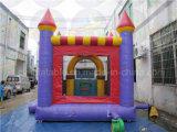 Дешевый раздувные замок и скольжение комбинированные, скольжение воды для малышей