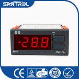 O Refrigeration parte o controlador de temperatura com sensores dobro Jd-109
