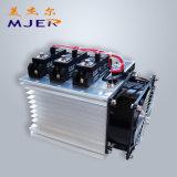 Relais semi-conducteur du H3 100A avec la classe industrielle SSR DC/AC de ventilateur
