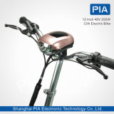 12 بوصة [48ف] [250و] مدينة درّاجة كهربائيّة ([أدغ20-40وم]) مع [س]