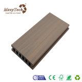 WPC co-extrusión Patio de madera, petróleo y resistencia a la grasa