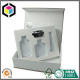 Doos van de Magneet van het Karton van de Beschermer van het schuim de Stijve Kosmetische Verpakkende