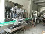 Productos líquidos de la última loción del champú que embotellan la cadena de producción