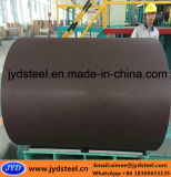 Resíduo metálico/enrugamento PPGI na bobina de aço