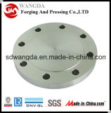 Flange do aço de carbono, DIN2573/DIN2576, C22.8/S235jr
