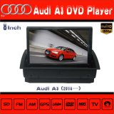 Windows-Cer GPS-Navigation für Audi A3 (2014--) Gps-DVD-Spieler mit videoBlurtooth