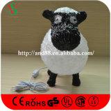 La décoration de vacances allume l'agneau de DEL