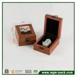 Personalizada de alta calidad de la caja de joyería de madera