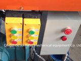 Ropa vieja vieja del equipo de proceso de la ropa que pela la máquina