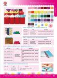 Mg color sólido del tejido de papel ( color natural )