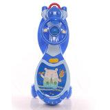 Automobile dell'oscillazione dell'automobile di bambino dell'automobile dei giocattoli dei bambini con le musiche