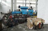 Máquina horizontal de la prensa del papel usado EPA160