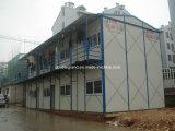 Geprefabriceerd huis voor /Low van de Slaapzaal Kosten Prefabdormitory
