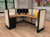 4명의 사람 멜라민 직원 책상 또는 입자 사무실 테이블 또는 사무실 워크 스테이션