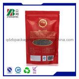 Hochwertiger Zoll gedruckter Fastfood- Beutel mit Reißverschluss