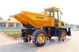 10ton de Kipwagen Fcy100, de Vrachtwagen van de plaats van de Kipwagen