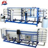 Elemento della membrana di osmosi d'inversione per purificazione di acqua salmastra