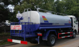 De Vrachtwagen van de Tanker van het Water van Dongfeng 4*2 de Vrachtwagen van de Sproeier van 8000 L