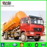 販売のための2017年のSinotruk HOWOの吸引の下水のトラック4*2の低価格のトラック
