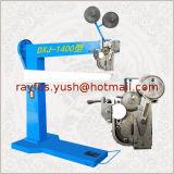 Máquina de costura da caixa dobro da caixa do servocontrol