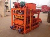 Máquina Semi automática do bloco do tijolo do cimento de Qtj4-26c para a venda