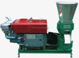 セリウムTUVの木製のおがくずの生物量の餌機械(SS-150 SS-230 SS-300 SS-400)