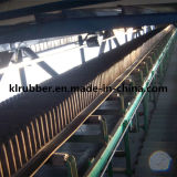 Ep/Nn Sidewall Rubber Conveyor Belt für Transportation