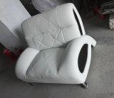 Sofá moderno del cuero del estilo, sofá del modelo nuevo (811)