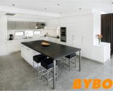 De nieuwe Moderne Hoge Glanzende Keukenkast van het Ontwerp (door-l-64)