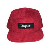 عالة خمسة 5 لوح قبعة حمراء [سود] 5 لوح غطاء