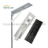 El más nuevo precio solar solar integrado de la luz de calle de la energía LED