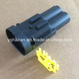 Power auto Cable Connector y Terminal 1544332-1
