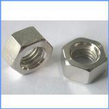 Tuerca hexagonal caliente de la venta DIN931 DIN933
