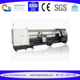 3 턱 Chuck Horizontal Turning Center 또는 Flat Bed Lathe (Ck6150A)