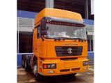 Camion della testa del trattore del trattore 6X4 380HP~420HP del rimorchio di Shacman da vendere