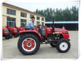 Tractores Ty454 45HP 4WD para la venta caliente en africano