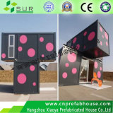 40ft Luxury Movable Container Prefabricated House