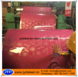 De Materialen Patroon Afgedrukte PPGI van de decoratie
