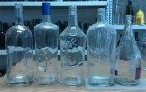 /1.75L-Glasflasche der nach Maß Flasche des Wodka-1.75L
