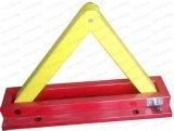 Verrouillage de stationnement manuel triangulaire avec livraison courte