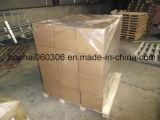 Collo libero della pianura di vetro di Borosilicate e provetta inferiore rotonda