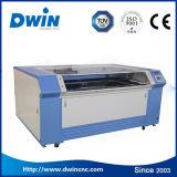 Цена автомата для резки лазера отрезока древесины ткани СО2 верхнего качества