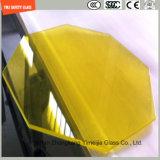 Прокатанное стекло для балюстрады, перегородки и ливня